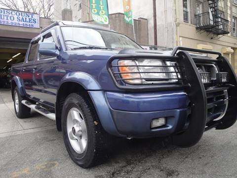 2000 Nissan Frontier for sale at Discount Auto Sales in Passaic NJ