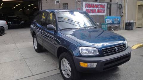1999 Toyota RAV4 for sale at Discount Auto Sales in Passaic NJ