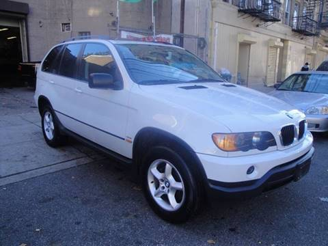 2002 BMW X5 for sale at Discount Auto Sales in Passaic NJ
