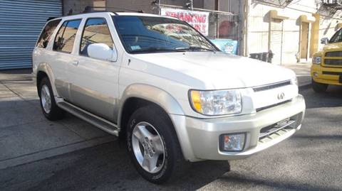 2003 Infiniti QX4 for sale at Discount Auto Sales in Passaic NJ