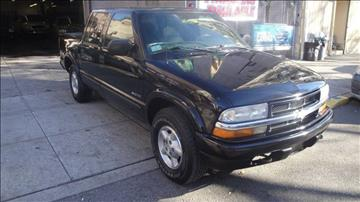 2004 Chevrolet S-10 for sale at Discount Auto Sales in Passaic NJ