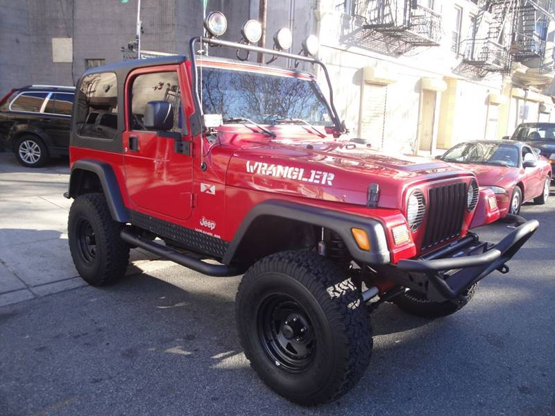 2006 Jeep Wrangler For Sale At Discount Auto Sales In Passaic NJ