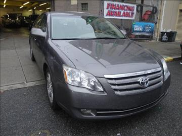 2007 Toyota Avalon for sale at Discount Auto Sales in Passaic NJ