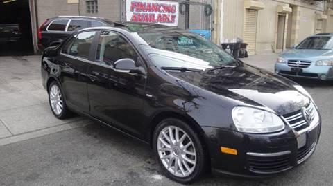 2008 Volkswagen Jetta for sale at Discount Auto Sales in Passaic NJ