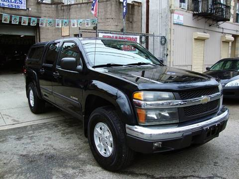 2004 Chevrolet Colorado for sale at Discount Auto Sales in Passaic NJ