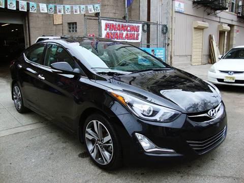 2014 Hyundai Elantra for sale at Discount Auto Sales in Passaic NJ
