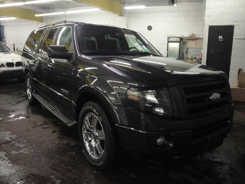 Ford Expedition El For Sale At Discount Auto Sales In Passaic Nj