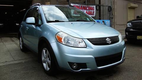 2009 Suzuki SX4 Crossover for sale at Discount Auto Sales in Passaic NJ