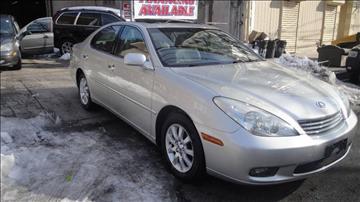 2003 Lexus ES 300 for sale at Discount Auto Sales in Passaic NJ