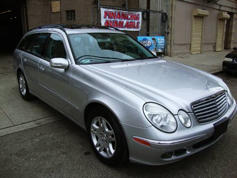 2006 Mercedes-Benz E-Class for sale at Discount Auto Sales in Passaic NJ