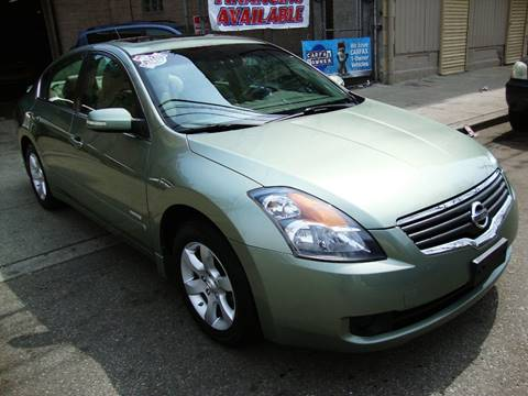 2008 Nissan Altima Hybrid for sale at Discount Auto Sales in Passaic NJ