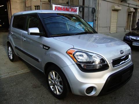 2012 Kia Soul for sale at Discount Auto Sales in Passaic NJ