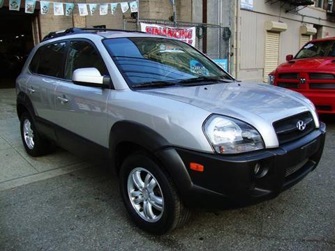 2006 Hyundai Tucson for sale at Discount Auto Sales in Passaic NJ