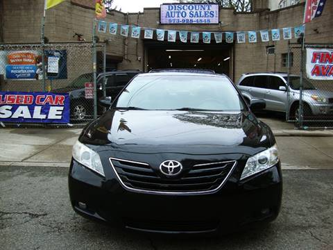 2007 Toyota Camry for sale at Discount Auto Sales in Passaic NJ