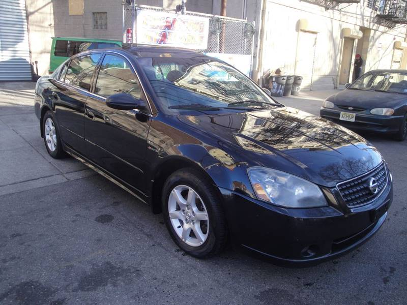 2006 Nissan Altima For Sale At Discount Auto Sales In Passaic NJ