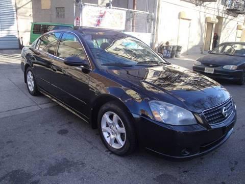 2006 Nissan Altima for sale at Discount Auto Sales in Passaic NJ