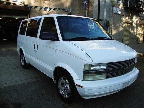 2004 Chevrolet Astro for sale at Discount Auto Sales in Passaic NJ