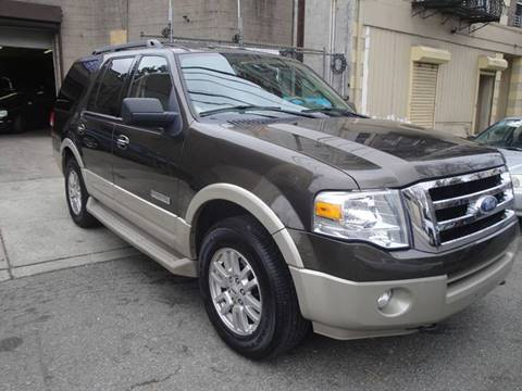 2008 Ford Expedition for sale at Discount Auto Sales in Passaic NJ