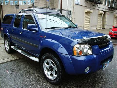 2001 Nissan Frontier for sale at Discount Auto Sales in Passaic NJ