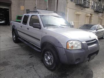 2002 Nissan Frontier for sale at Discount Auto Sales in Passaic NJ