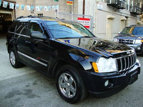 2006 Jeep Grand Cherokee for sale at Discount Auto Sales in Passaic NJ