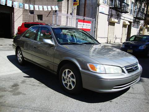 2001 Toyota Camry for sale at Discount Auto Sales in Passaic NJ