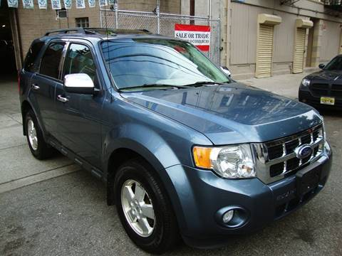 2011 Ford Escape for sale at Discount Auto Sales in Passaic NJ