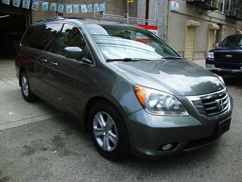 2008 Honda Odyssey for sale at Discount Auto Sales in Passaic NJ