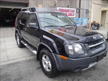 2004 Nissan Xterra for sale at Discount Auto Sales in Passaic NJ