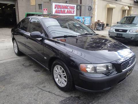 2003 Volvo S60 for sale at Discount Auto Sales in Passaic NJ