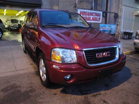 2003 GMC Envoy for sale at Discount Auto Sales in Passaic NJ