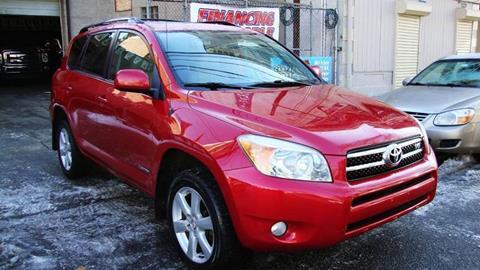 2006 Toyota RAV4 for sale at Discount Auto Sales in Passaic NJ