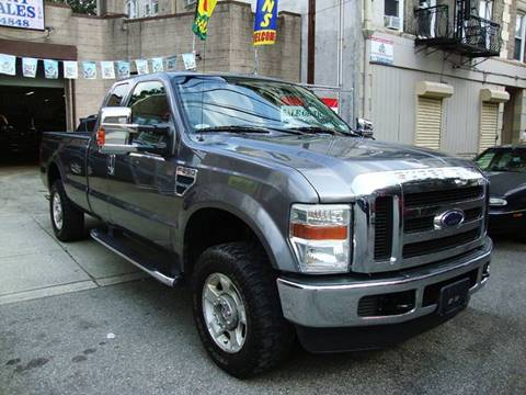 2009 Ford F-250 Super Duty for sale at Discount Auto Sales in Passaic NJ