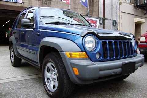 2006 Jeep Liberty for sale at Discount Auto Sales in Passaic NJ