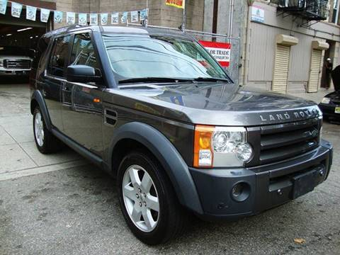 2006 Land Rover LR3 for sale at Discount Auto Sales in Passaic NJ