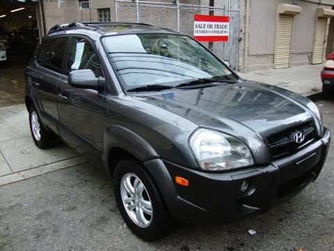 2007 Hyundai Tucson for sale at Discount Auto Sales in Passaic NJ