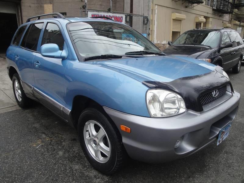 2003 Hyundai Santa Fe For Sale At Discount Auto Sales In Passaic NJ