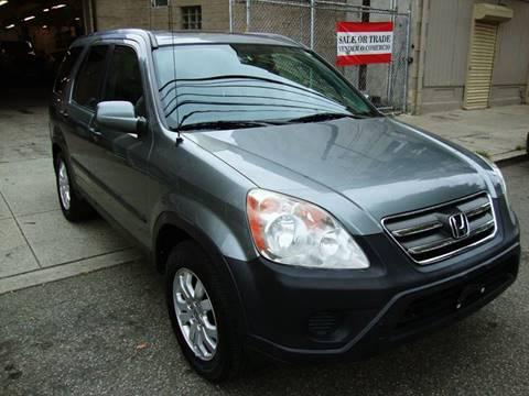 2006 Honda CR-V for sale in Passaic, NJ