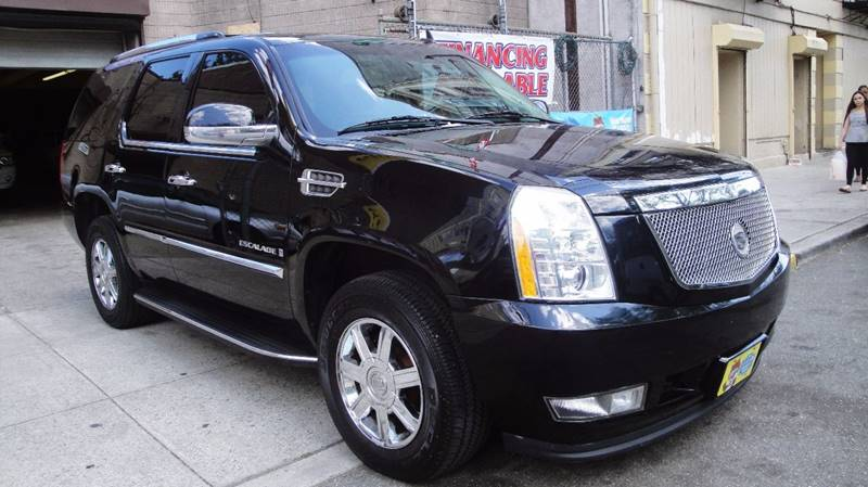 2008 Cadillac Escalade In Passaic Nj Discount Auto Sales
