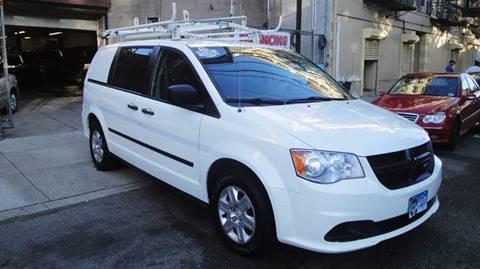 2012 RAM C/V for sale at Discount Auto Sales in Passaic NJ