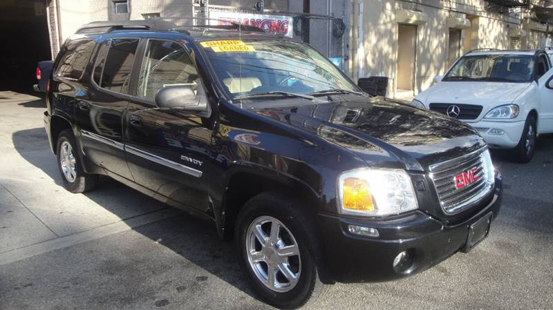 2006 gmc envoy xl slt in passaic nj discount auto sales. Black Bedroom Furniture Sets. Home Design Ideas