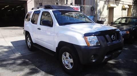 2008 Nissan Xterra for sale at Discount Auto Sales in Passaic NJ