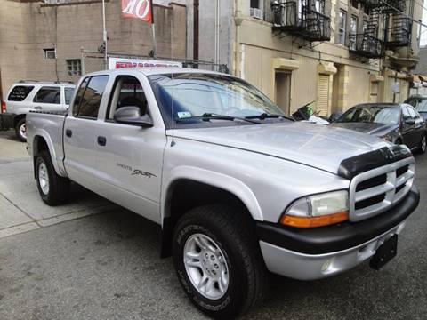 2001 Dodge Dakota for sale at Discount Auto Sales in Passaic NJ
