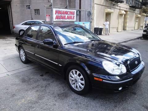 2004 Hyundai Sonata for sale at Discount Auto Sales in Passaic NJ