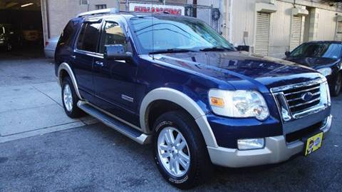 2006 Ford Explorer for sale at Discount Auto Sales in Passaic NJ