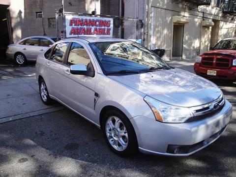 2008 Ford Focus for sale at Discount Auto Sales in Passaic NJ