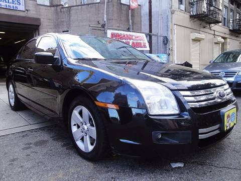 2009 Ford Fusion for sale at Discount Auto Sales in Passaic NJ