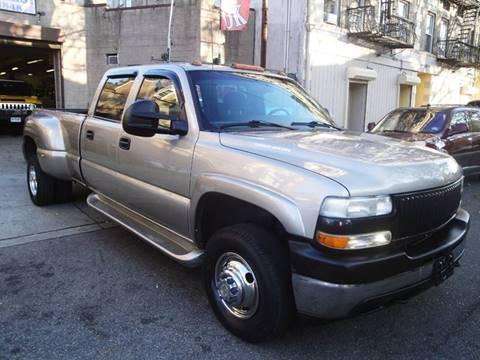 2001 Chevrolet Silverado 3500 for sale at Discount Auto Sales in Passaic NJ
