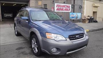 2007 Subaru Outback for sale at Discount Auto Sales in Passaic NJ