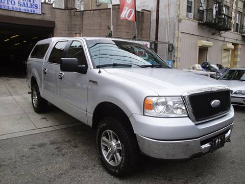 2007 Ford F-150 for sale in Passaic, NJ